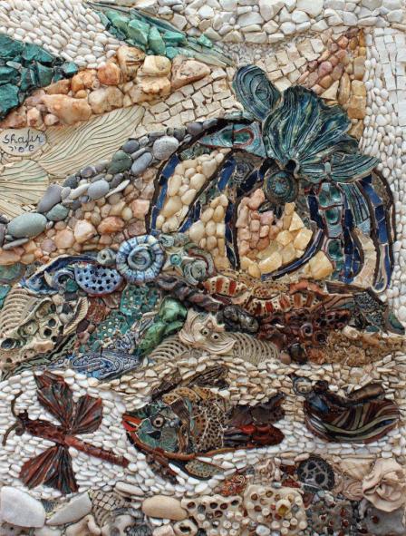 The Deep Sea              by Ilana Shafir